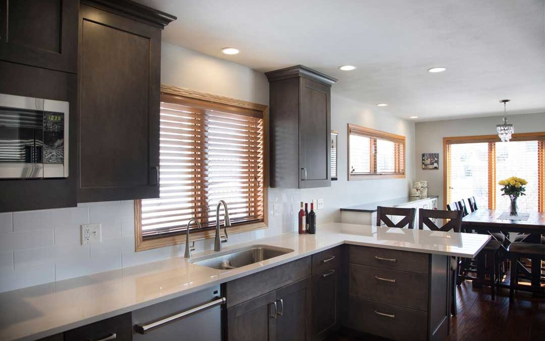 Appliance Upgrade Leads to New Custom Cabinetry Solution in Fitchburg, WI