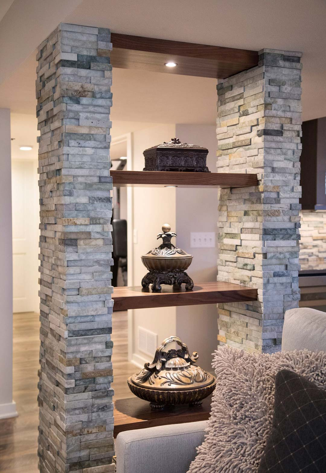 Madison-WI-Contemporary-Basement-Remodel-Shelving