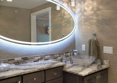 Historic Condo Bathroom Remodel In Downtown Madison, WI