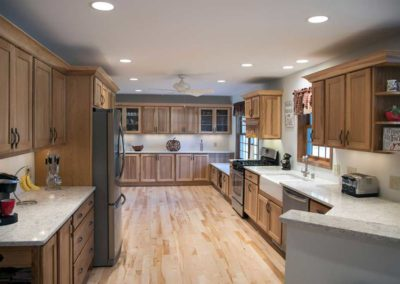 Kitchen Remodel Fit for Entertaining in Sun Prairie, WI
