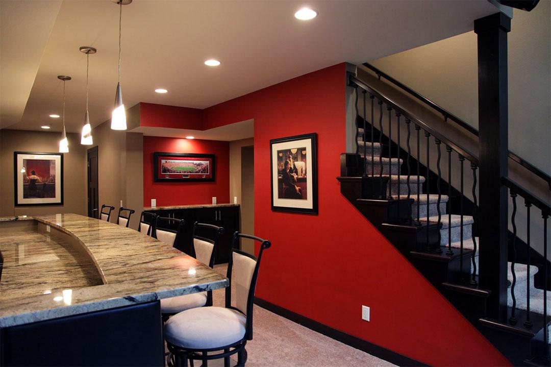 Madison-WI-Transitional-Basement-Remodel-Bar
