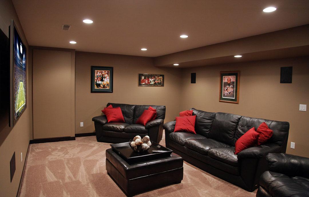 Madison-WI-Transitional-Basement-Remodel-Media-Room