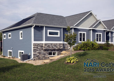 ADA-Compliant 2-Story Home Addition in Sun Prairie, WI