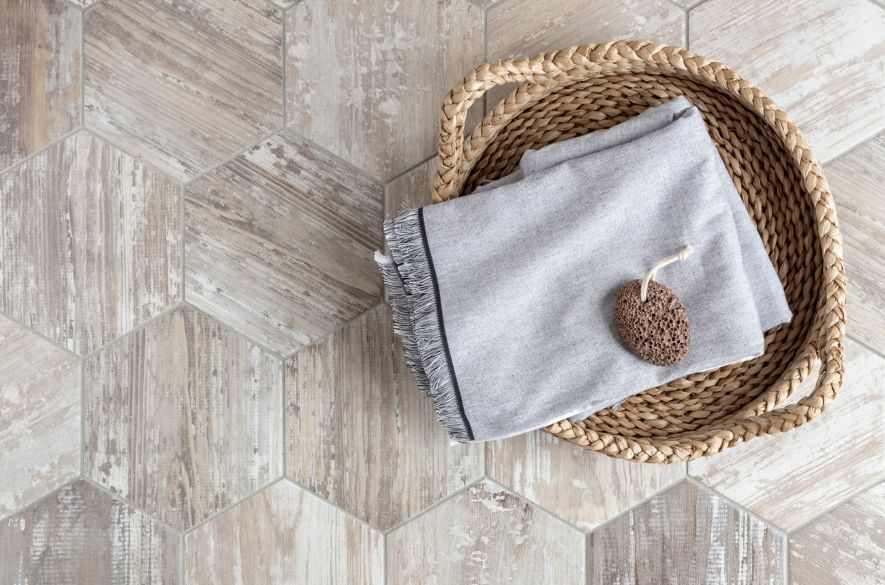 Go Beyond the Rank & Tile! Bring Excitement to Your Bathroom and Kitchen Designs with the Latest Tile Trends for 2020