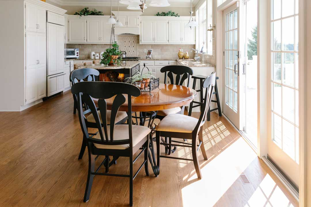 Traditional kitchen remodel verona wi