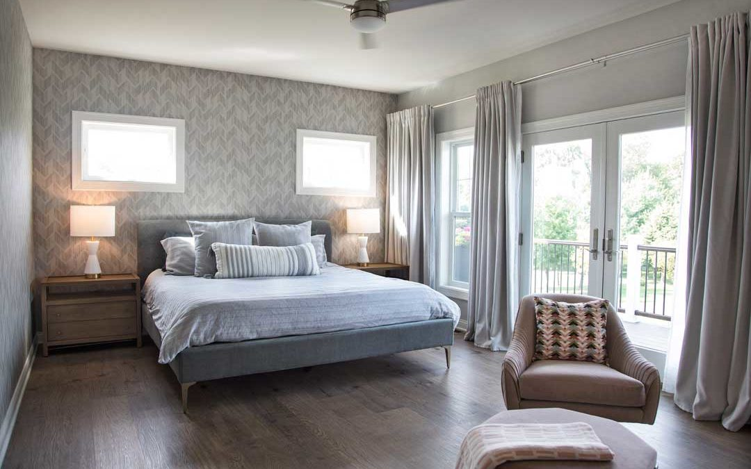 How to Plan the Ideal Master Suite