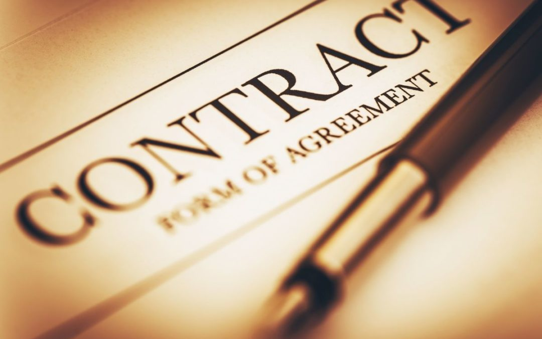 Remodeling Contract