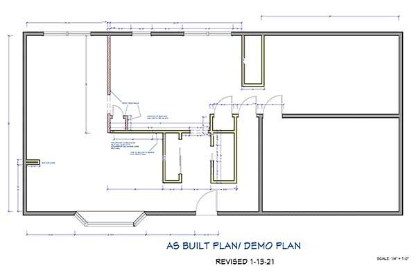 floorplans after